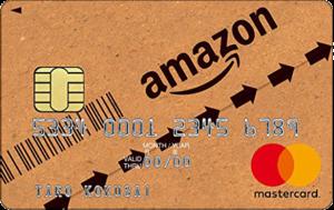 AmazonMastercardクラシック_還元率の高いクレジットカード