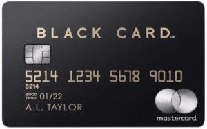 ラグジュアリーカード_ブラック_ステータスの高いクレジットカード